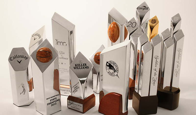 Perfect Occasions for a Personalized Crystal Trophy or Award