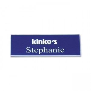 Xstamper-J21-Standard-Logo-Name-Badge