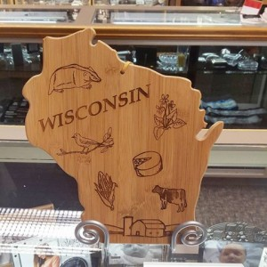 wisconsin cutting board